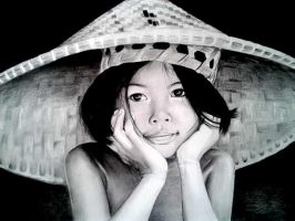 CONTENT LITTLE THAI GIRL by stevenbeattie