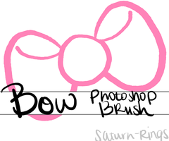 Bow brush by saturn-rings