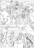 Ghostbusters Mature - Page 2-4 by marvelmania