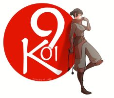 Koi Nine by Art-Zealot