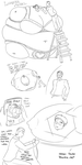 Sketches - Sphere Silliness by alorok