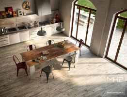 Loft Design by lolloide