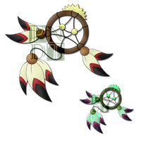 Fakemon FEADREAM by psychonyxdorotheos