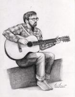 Dallas Green by inoceze7