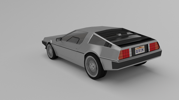 Delorean by LeBonBounty