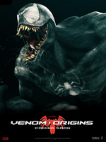 [POSTER] Venom Movie / Fan Made #1 by WibblySpidey