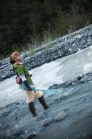 Legend of Zelda : River Flows in You by ShinraiFaith