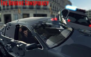 The Bourne Conspiracy by 32Rabbit
