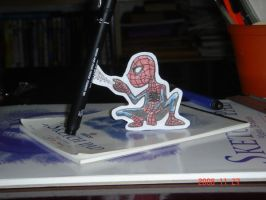 Paper Child: SpideyMan by jakks004