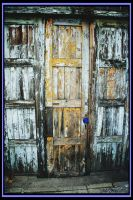 Wooden Door.. by bilalcankiri