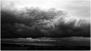 heavy clouds by anafilipacouto