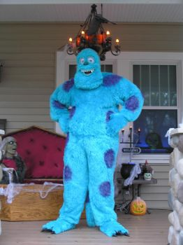 Sulley by Nigh-Eve