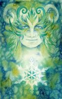Forest Spirit 4 by Lhox