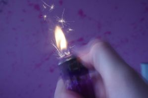 Sparks Fly by LucyLostInWonderland