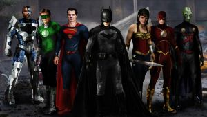 JLA: Justice League Avenger - Assemble by RandomFilmsOnline