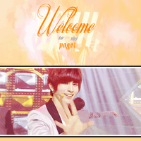 Welcome to My Page GIF by LovingKpop101