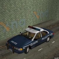 XNA GCPD Police Car by X-N-A