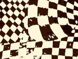 checkerboard_by dessidess by dessidess