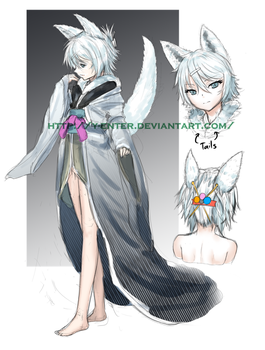 [Auction Closed] Adopt #10 by Y-enter