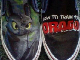 HowToTrainYourDragon Shoes by Lemguin
