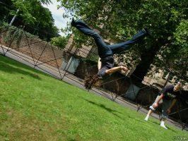 Shane - Front Walkover by Zade-uk