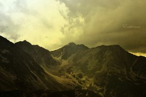 the Tatras '11 - the rout by Ecaterina13
