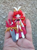 Hikaru Magic Knight Rayearth by DarkettinaMarienne