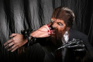 Werewolf arm IMG 4252 by MrSinister02