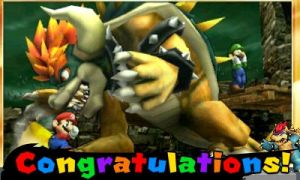 Bowser Classic Ending by UKD-DAWG