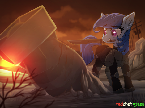 Bomb by RedchetGreen