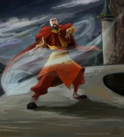 Tenzin Hero by zhukzhenya14