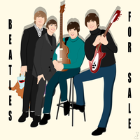 Beatles For Sale - new by FoolEcho