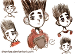 ParaNorman Doodles by shantae
