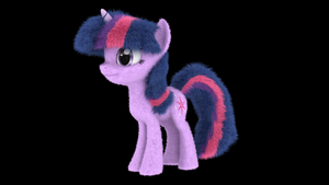 My Little Fluffies - T Sparkle OLD by VeryOldBrony