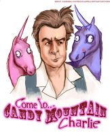 Charlie Sheen the Unicorn by VauxhaulAstra