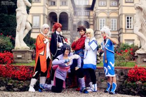 Tales of Symphonia by lovelyJuudaime