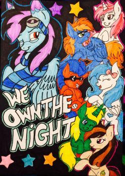 We Own the Night  by crystal2riolu