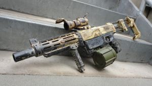 modified Nerf recon 2.0 by Tatonkus
