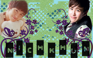 Nichkhun Wallpaper Request by Sealegs2414