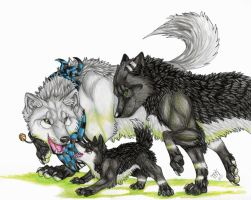 we are family by Suenta-DeathGod