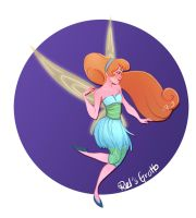 Pixie Thumbelina by relsgrotto