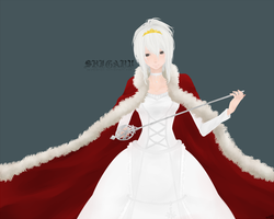 Mabinogi Royale - Shigaru the Queen by Lilblkrose