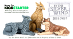 By the Silver Wind, Now on Kickstarter! by emilySculpts