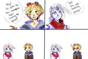 last league comic i swear by FireFlufferz