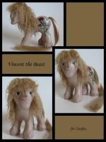 Vincent the Beast for Zirofax by Sweetlittlejenny