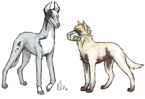 Bleach Doggies 14 by emlan