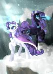 Snow, Crystals, Lights and Shadows by Alice4444DM