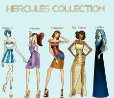 Hercules Collection by TheWhiteSwan