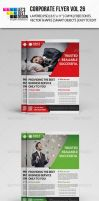 Corporate Flyer Template Vol 26 by jasonmendes