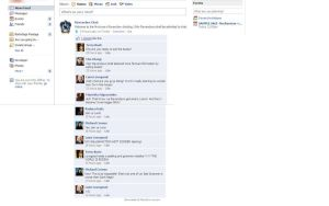 Ravenclaw chat 1 by FallenTributes